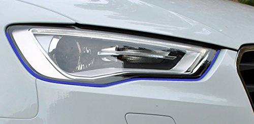 ufkleber Stripes in dunkelblau, passend für Ihr Fahrzeug ()