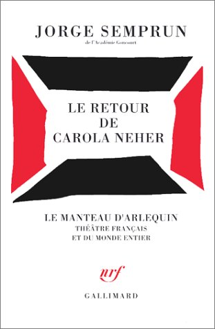 Le Retour de Carola Neher