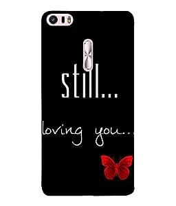 Fuson Designer Back Case Cover for Asus Zenfone 3 Ultra ZU680KL (6.8 Inch Phablet) (Still Loving Only You No One Else never Ending Love Lifelong Love)