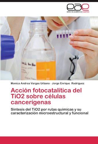 Accion Fotocatalitica del Tio2 Sobre Celulas Cancerigenas por Monica Andrea Vargas Urbano