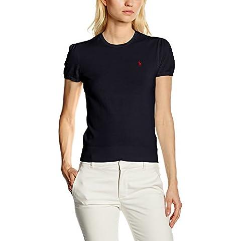 Polo Ralph Lauren Ss Puff, Camiseta para Mujer
