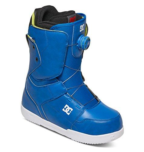 DC Herren Scout Snowboardboots, Nautical Blue, 10.5D Dc-snowboard-boots Blau