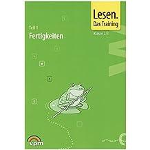 Lesen. Das Training / Fertigkeiten, Geläufigkeit, Strategien: Klasse 2/3 Arbeitshefte (Lesen. Das Training / Ausgabe ab 2006)