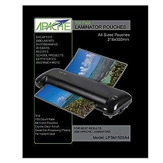 Apache LP Pouch (75 Mikron, 150 Stück)