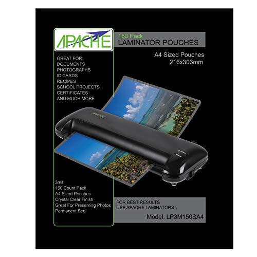 Apache Fundas para Plastificar