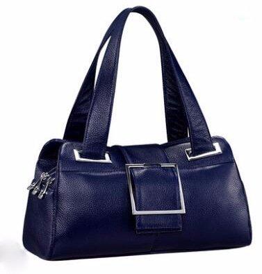 Handtaschen Schätze Kleine (GUANGMING77 _Handtaschen Handtaschen Handtaschen Kissen Bag Lady, Schatz Blau - Kleine Ausgabe)