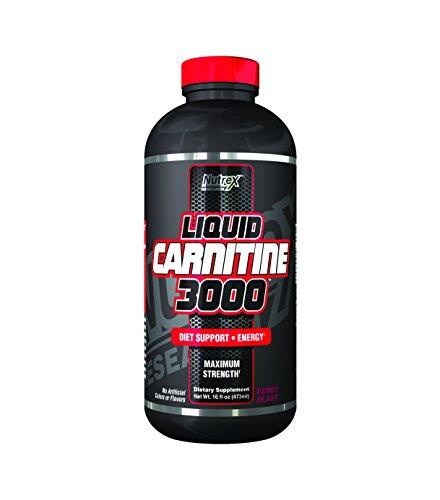 Nutrex - Nutrex Lipo 6 Liquid Carnitine Berryblast 473Ml - 41PPVzl8voL