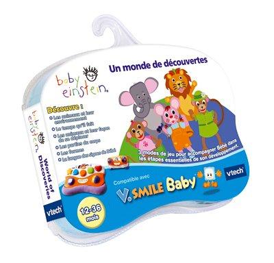 V. Smile Baby–Juego educativo Baby Einstein