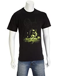 Man at Table T-Shirt  (Blk,S,Male)