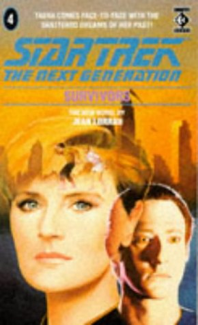 Cover of Survivors (Star Trek: The Next Generation 4)