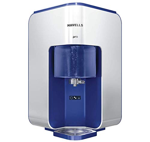 Havells Pro RO UV 8 L Water Purifier, Blue