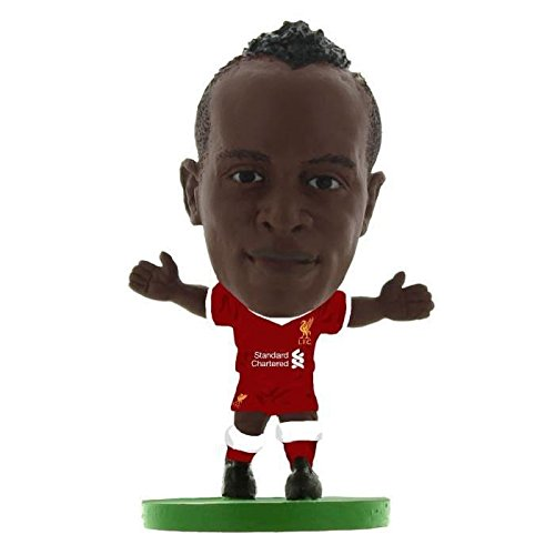 SoccerStarz SOC1105 Liverpool Sadio Mane Home Kit 2018 Version Figures