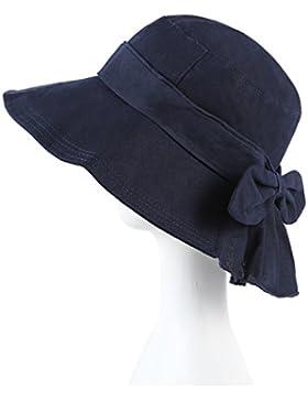 femminile estate all'aperto Anti-UV cappello di Sun Coprire la faccia Protezione solare viaggio grandi gronda...