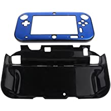 Tradico® 2xHard Aluminum Plated Protective Bumper Shell Case Cover For Nintendo Wii U