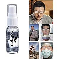 KKPLZZ Antiappannamento Spray Antiappannante Portatile Agente Antiappannante a Stato Solido Detergente per Occhiali Antiappannamento per Lenti in Vetro Occhiali da Nuoto Occhiali