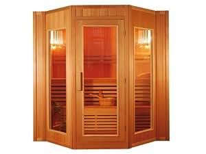 Sauna Traditionnel Finlandais 4/5 places Gamme prestige GÖTEBORG II