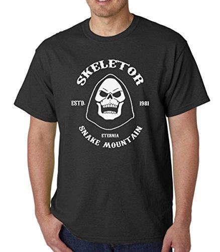 Skeletor Est 1981 Eternia T-shirt for Men, S to XXL