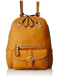 Diana Korr Women's Handbag (Mustard) (DK33HMUS)