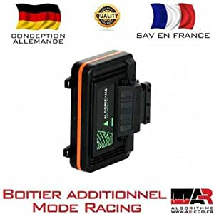 Boitier additionnel Racing pour Mini R55 1.6 Turbo JCW 211 Cv