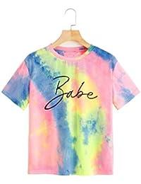 JUNEBERRY Tie Dye Tshirt for Women