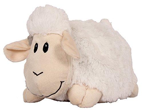 Super flauschiges Plüschtier Mix-Sortiment zum knuddeln und liebhaben: Elefant, Bär, Schaf, Eule, Igel oder Hund; ca. 20 cm groß (Farm Tier Stofftiere)