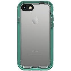 Lifeproof Nuud, Coque Étanche et Antichoc pour iPhone 7 Turquoise