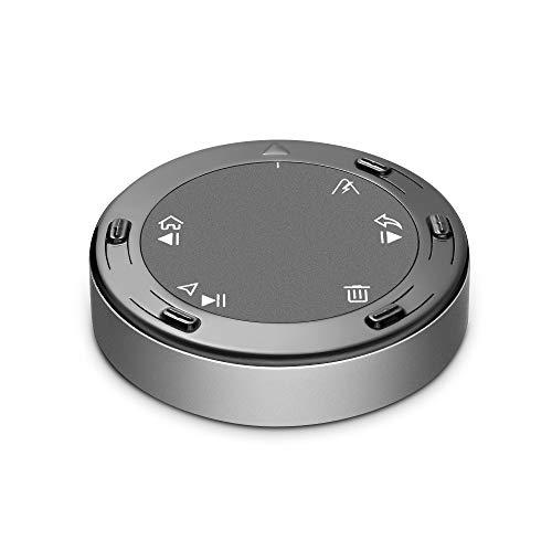 Manos libres bluetooth Coche Kit, Tsumbay Ai01 TouchAi Conecta con el Asistente...
