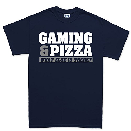 Gaming and Pizza Gamer Video Game T shirt