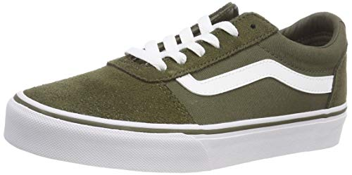 Vans Damen Ward Suede/Canvas Sneaker