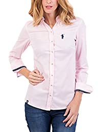 POLO CLUB Camisa Mujer Miss Rigby Oxford