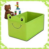 Preisvergleich für Spielzeugbox - Aufbewahrungsbox - Aufbewahrungskiste klein mit Motivauswahl