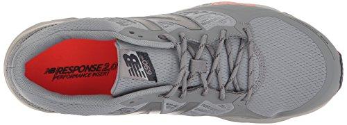 New Balance 690v2, Scarpe da Trail Running Uomo Gunmetal/Outerspace