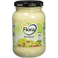 Flora Salsa Sin Huevo - 226 g