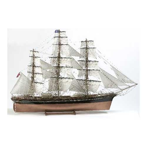Billing Boats Barcos de facturación 1:75 Escala Kit Modelo de construcción Cutty Sark Tea Clipper