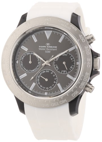 Tom Tailor Damen-Armbanduhr XL Chronograph Quarz Plastik 5411202