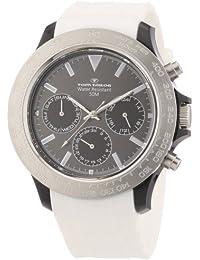 Tom Tailor Damen-Armbanduhr XL Chronograph Quarz Plastik 5411202