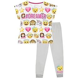 Emoji - Pijama para niñas 8 - 9 Años