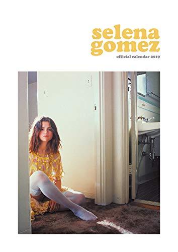 Selena Gomez Official 2019 Calendar - A3 Wall Calendar Format par Selena Gomez