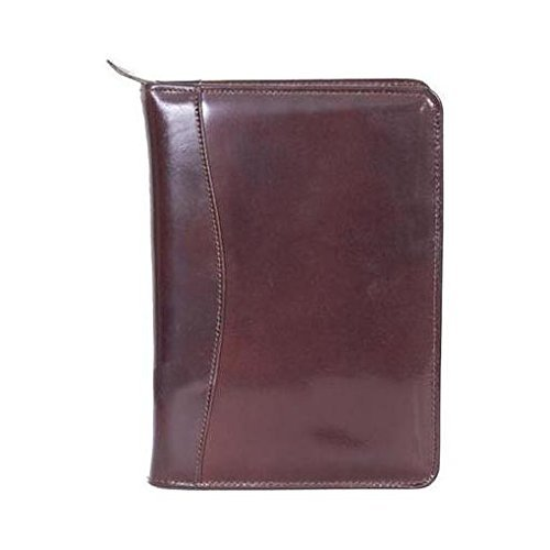 scully-leather-phone-address-book-with-business-card-holder-letter-pad-burgundy-by-scully