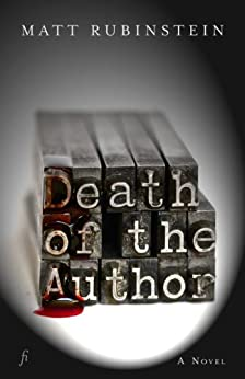 Death of the Author (English Edition) di [Rubinstein, Matt]
