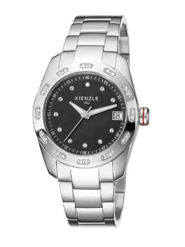 Kienzle Women's Quartz Watch K3022014012-00016 with Metal Strap