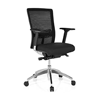 41PPu6XYP5L. SS324  - hjh OFFICE Astra Base Silla de Oficina