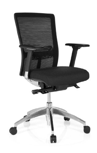 Hjh OFFICE Astra Base Silla de Oficina