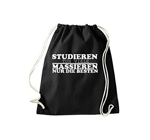 Studio Di Borsa Da Ginnastica Molti Massaggi Solo Il Miglior Pack Di Gymsack Tuttofare Tuttofare Nero