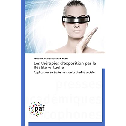 Les thérapies d'exposition par la réalité virtuelle