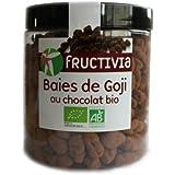 Fructivia - Baies De Goji Au Chocolat Bio Pot 150G
