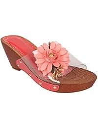 17bfd96a1099d7 Orange Women s Fashion Sandals  Buy Orange Women s Fashion Sandals ...