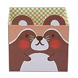 KYMLL Papiergeschenkbeutel Aufbewahrungstasche Cartoon Geschenkverpackung Handheld Kleine Pralinenschachtel für die Hochzeit, Geburtstag