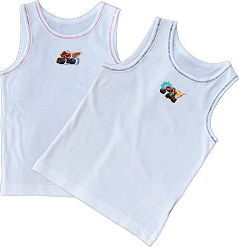2-Pack-Boys-Blaze-And-The-Monster-Machines-100-Cotton-Winter-Vests
