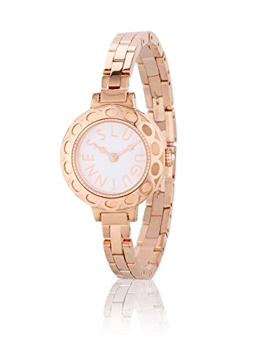 lulu-guinness-lulu-guinness-bronze-bracelet-watch-womens-quartz-watch-with-white-dial-analogue-displ